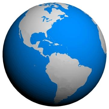 Johnthurlow geography maps globes animations five themes of geography gumiabroncs Gallery